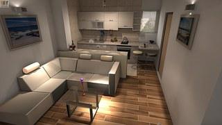 Należyte projektowanie wnętrz mieszkalnych