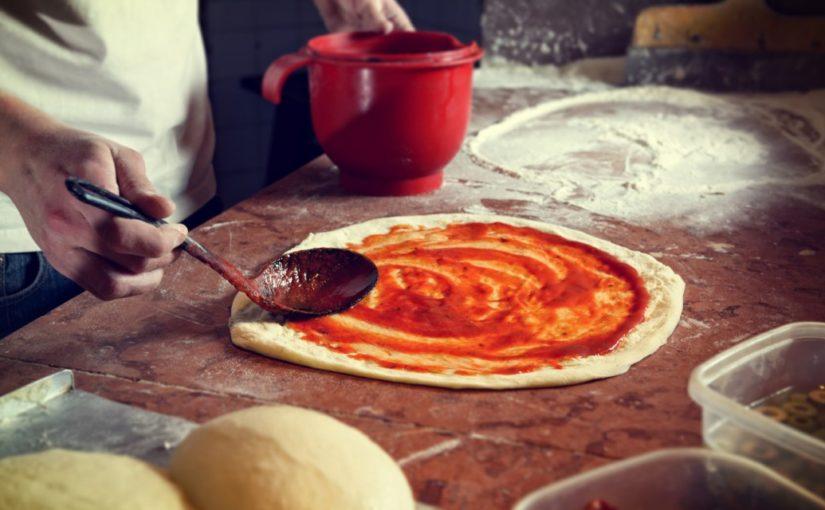 jak zrobic ciasto na pizze