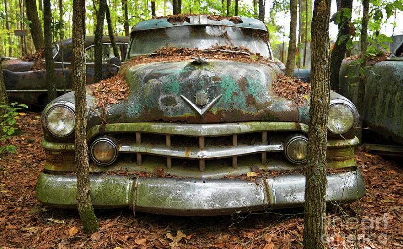 Nadchodzi tego rodzaju czas gdy musimy pożegnać się ze swoim autem.